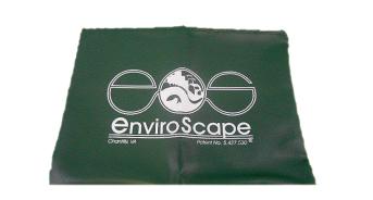 Vinyl Bag w/ Zipper (EnviroScape logo imprinted) (9-6057)