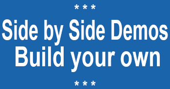 Build Your Ultimate Deluxe Demo Package