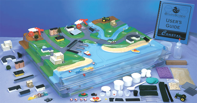 Coastal Watershed Model