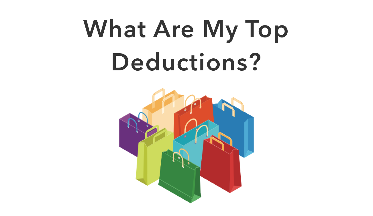 Top deductions