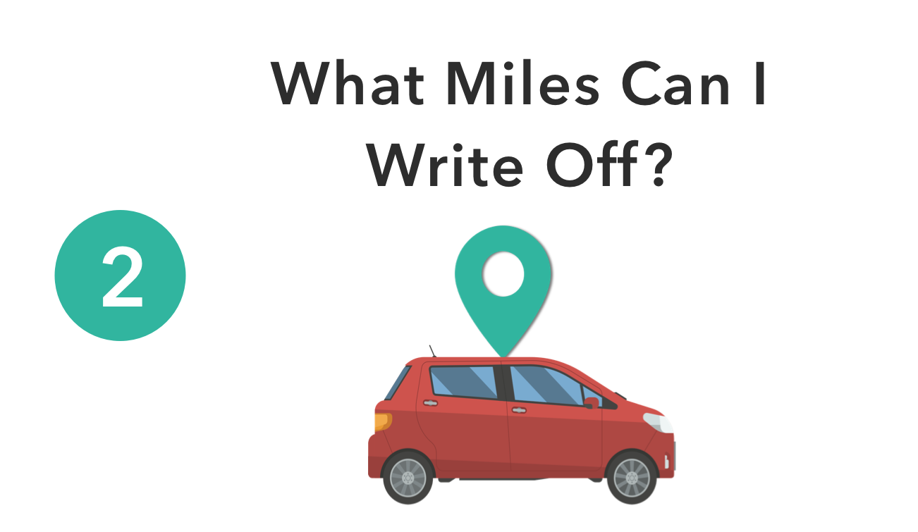 What miles can I deduct?