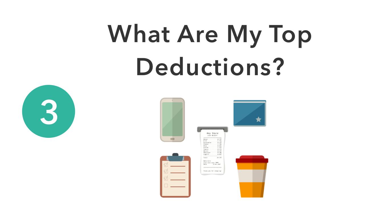 Top deductions