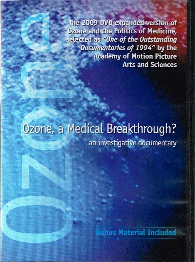 OZONE - A Medical Breakthrough?