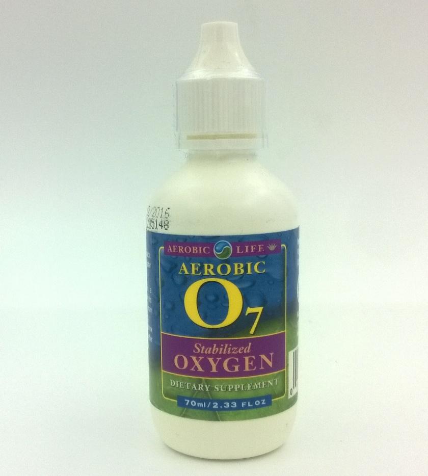 Aerobic O7 Stabilized Oxygen