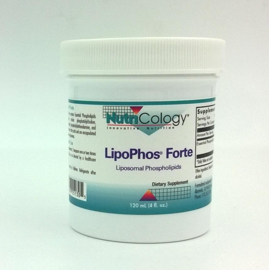 LipoPhos Forte Phospholipids