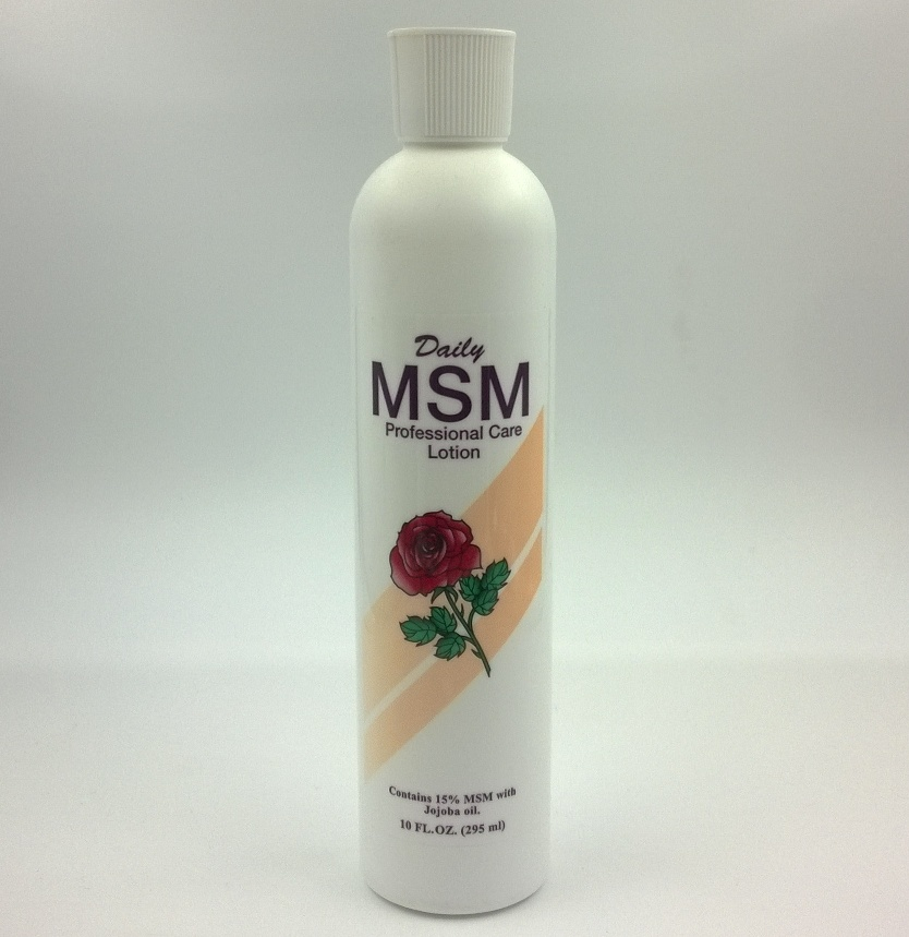 MSM Professional Care Lotion