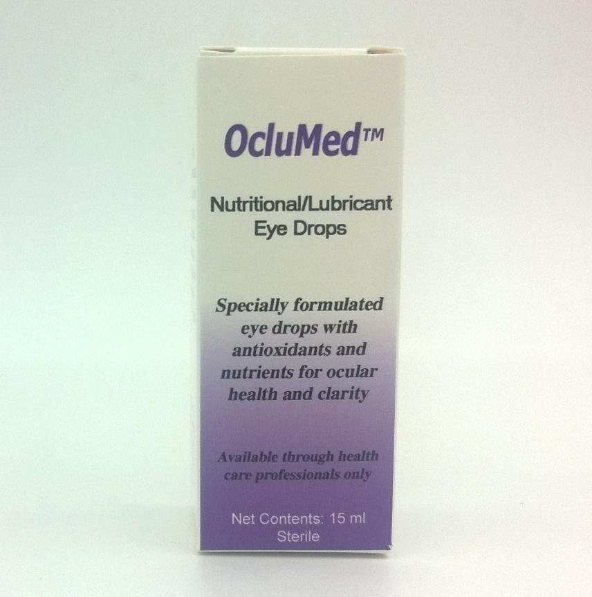 Oclumed Nutritional Eye Drops