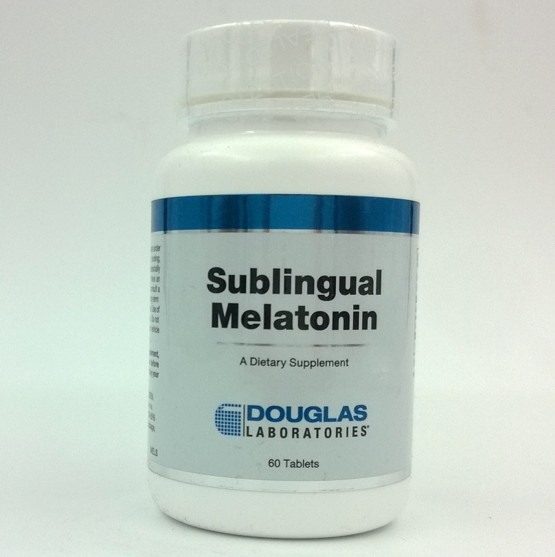 Sublingual Melatonin