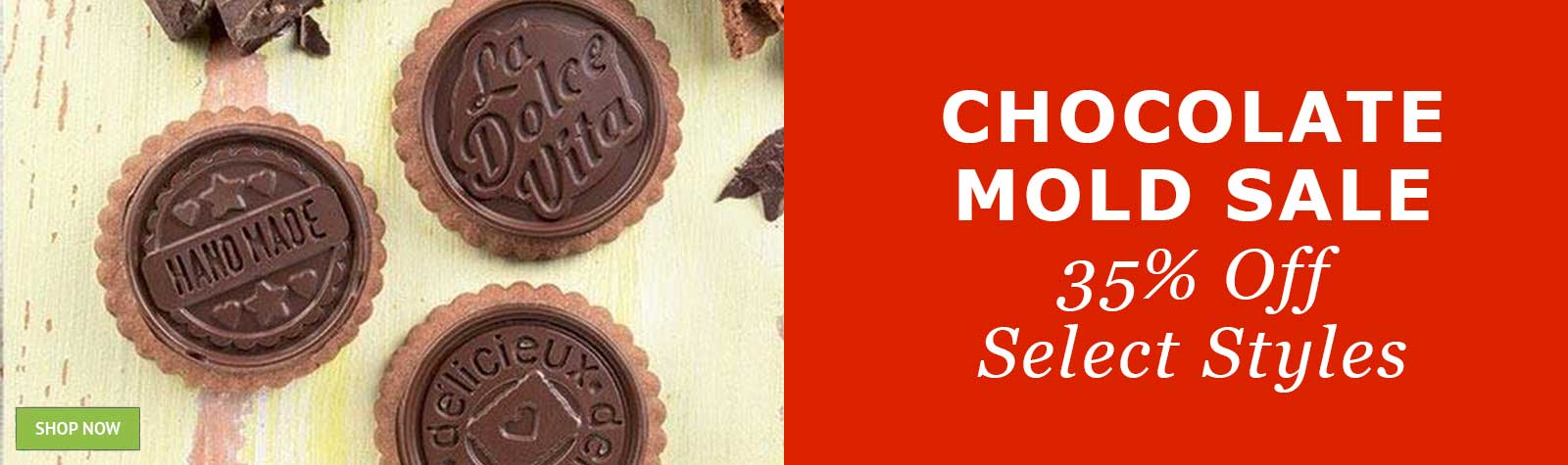 Chocolate Mold Sale