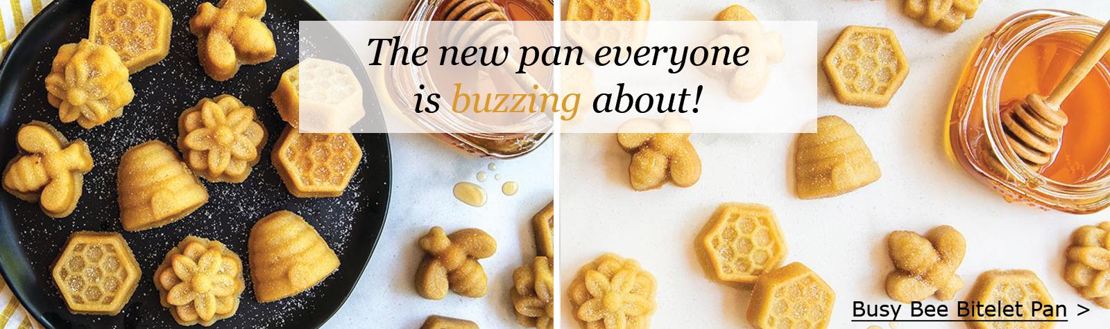 Busy Bee Pan
