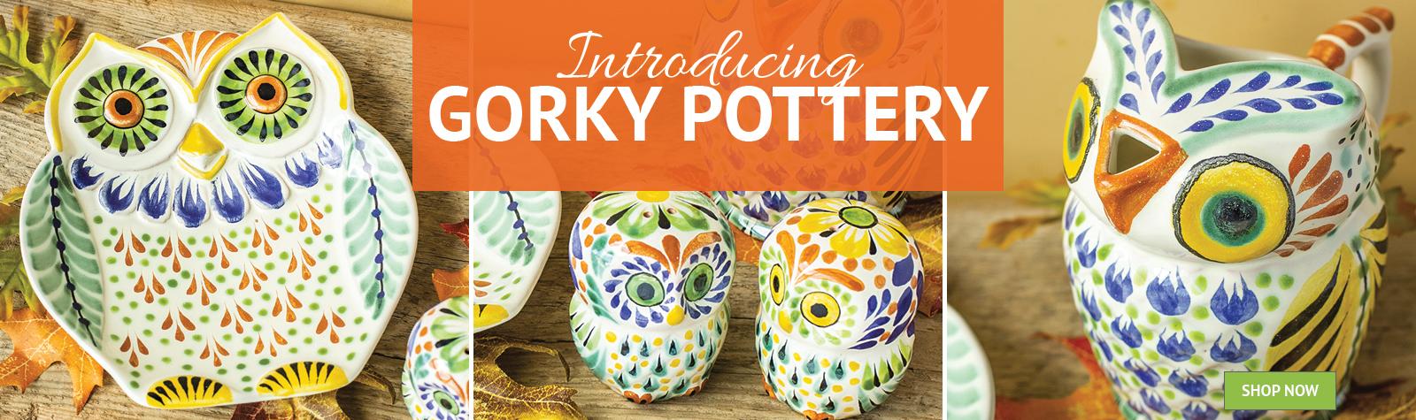 Gorky Pottery