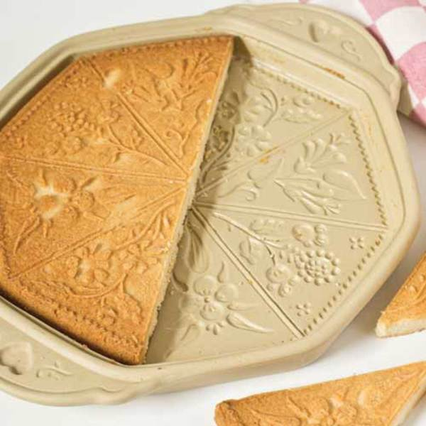 Wildflowers - Shortbread Pan