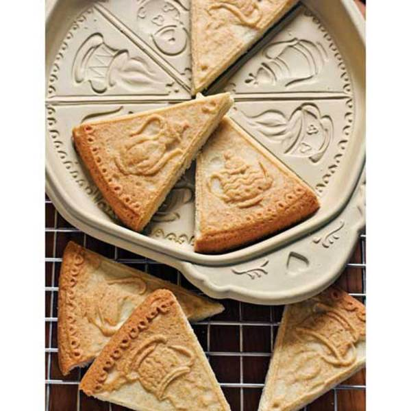 Tea Time - Shortbread Pan