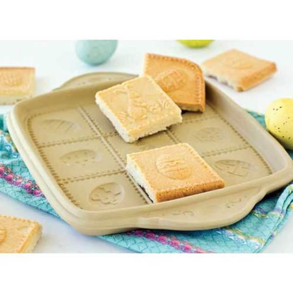 SALE!  Easter Bunny Eggs - Shortbread Pan