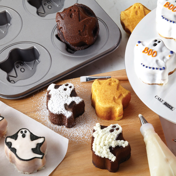 SALE!  Ghost Cakelet Baking Pan