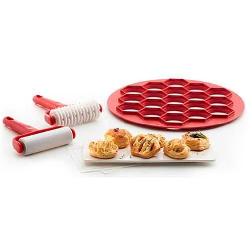 Mini Pie & Appetizer Kit - Lekue