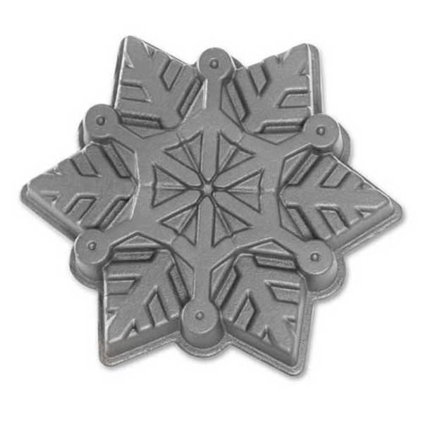 Frozen Snowflake Pan - Nordic Ware