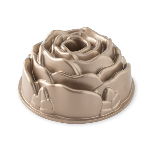 Rose Bundt Pan - Nordic Ware