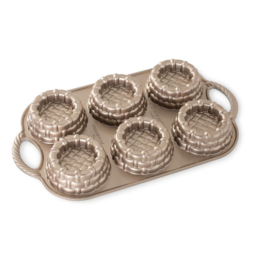 Shortcake Baskets Pan - Nordic Ware