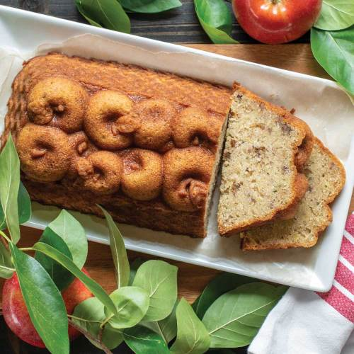 Apple Basket Loaf Pan - Nordic Ware