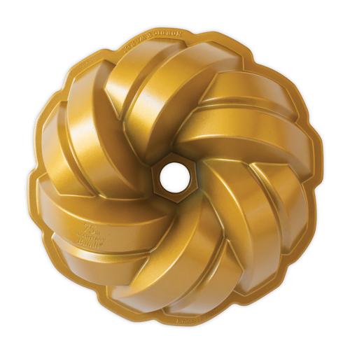 75th Anniversary Braided Bundt Pan - Nordic Ware
