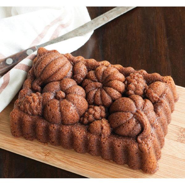 Harvest Bounty Loaf Pan - Nordic Ware