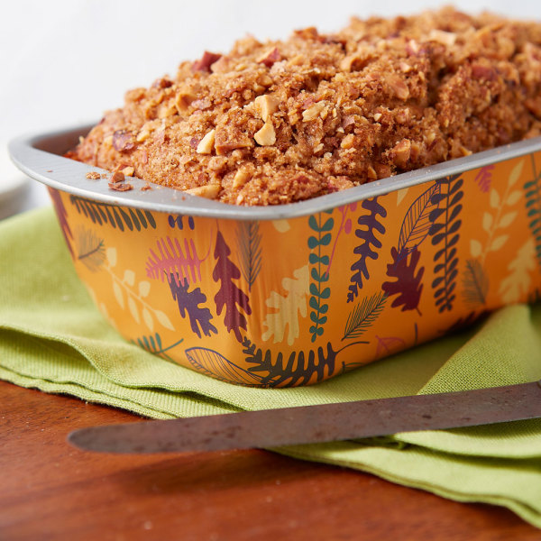 Fall Leaves Loaf Pan Set