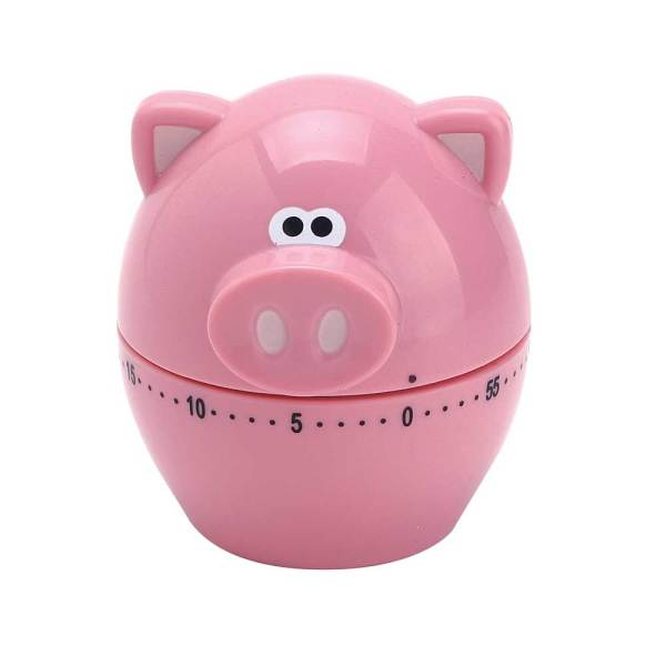 Piggy Kitchen Timer