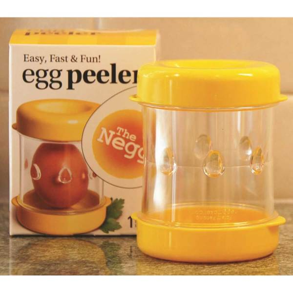LTD QTY!  The Negg Egg Peeler
