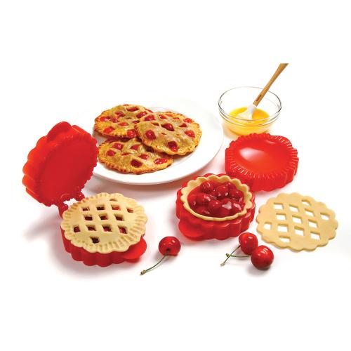 SOS!  Lattice Mini Pie Mold