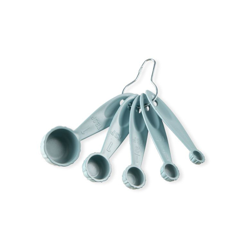 Bundt Measuring Spoons Sea Glass - Nordic Ware
