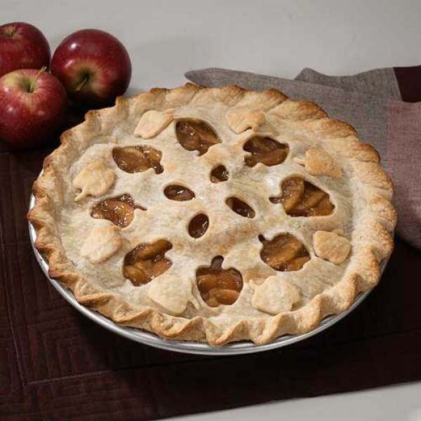Leaves & Apples Pie Top Cutter