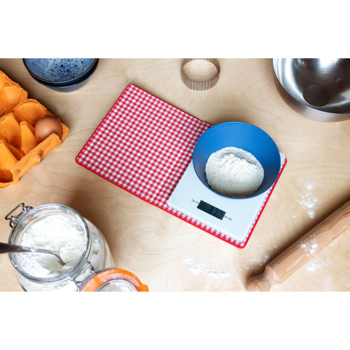 Kitchen Scale In A Book