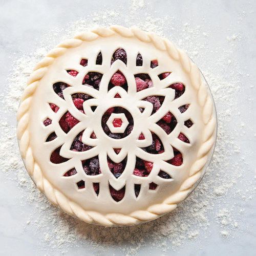 Decorative Pie Top Cutter