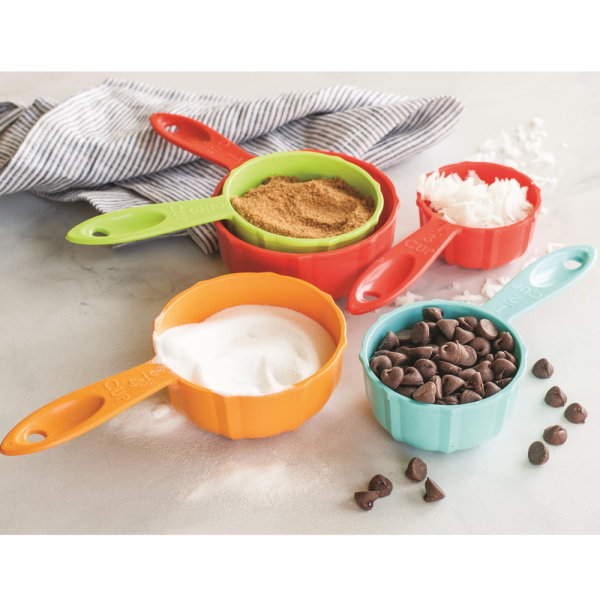 Bundt Measuring Cups Multi - Nordic Ware