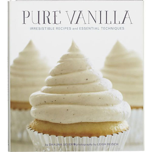 Pure Vanilla Recipe Book