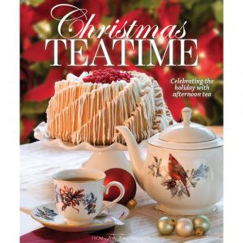 Christmas Tea Time Book