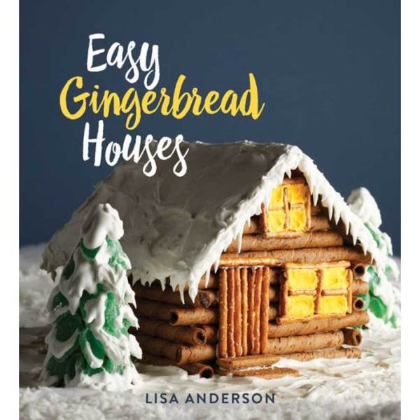 Easy Gingerbread Houses Book