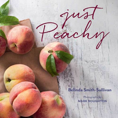 SALE!  Just Peachy Recipe Book
