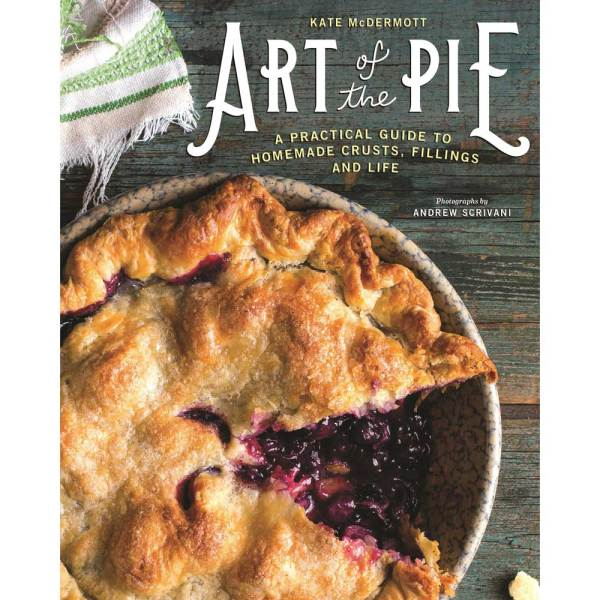 LTD QTY!  Art of the Pie  - Kate McDermott