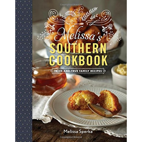 LTD QTY!  Melissa's Southern Cookbook