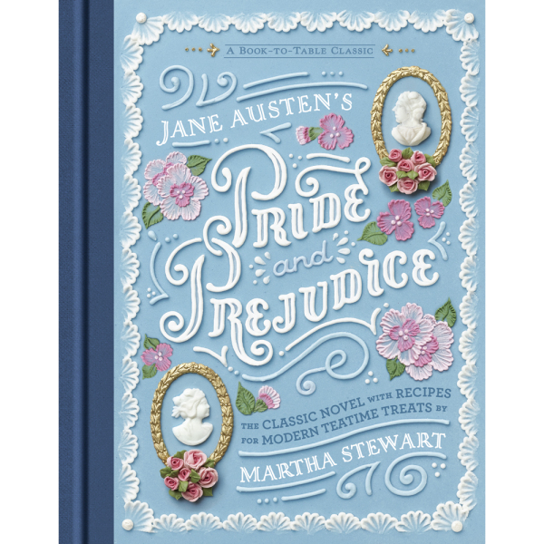 Pride & Prejudice Book - To  - Table