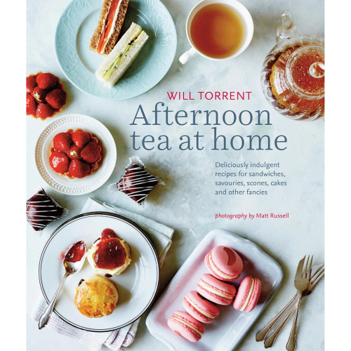 Afternoon Tea At Home - Not Available