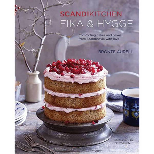 SALE!  ScandiKitchen: Fika & Hygge Cookbook