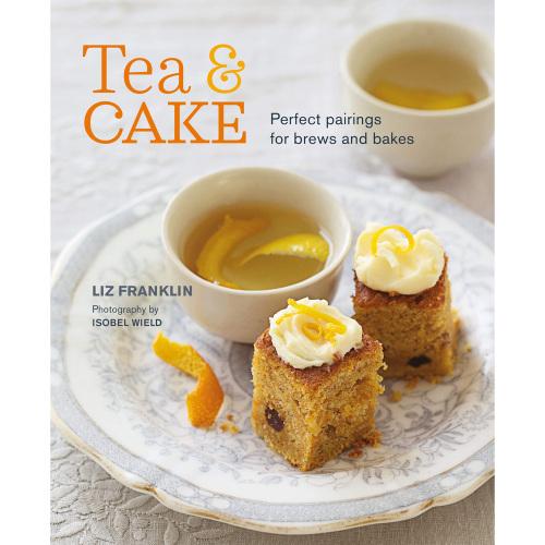 Tea & Cake Recipe Book