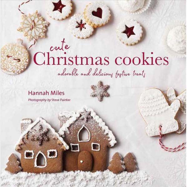 Cute Christmas Cookies by Hannah Miles