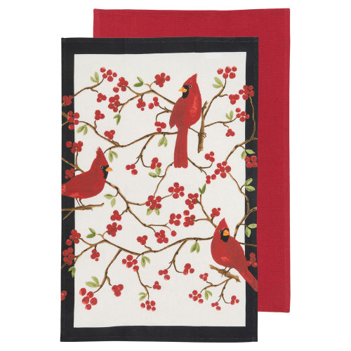 Cardinal Kitchen Towel Set