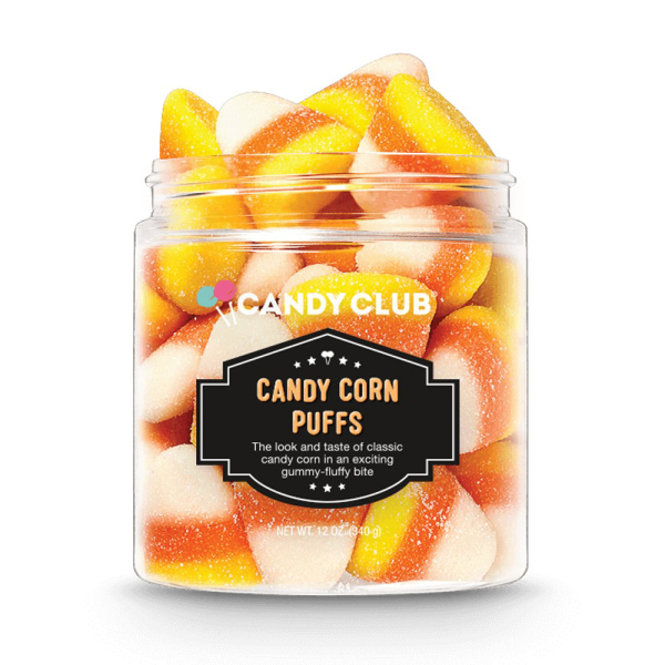SALE!  Candy Corn Puffs