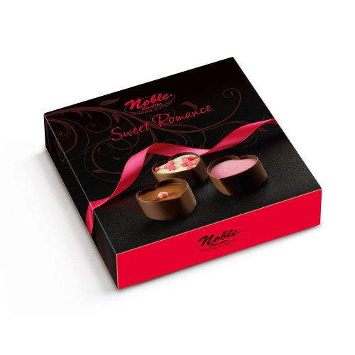 LTD QTY!  Sweet Romance Heart Shaped Chocolate Cups