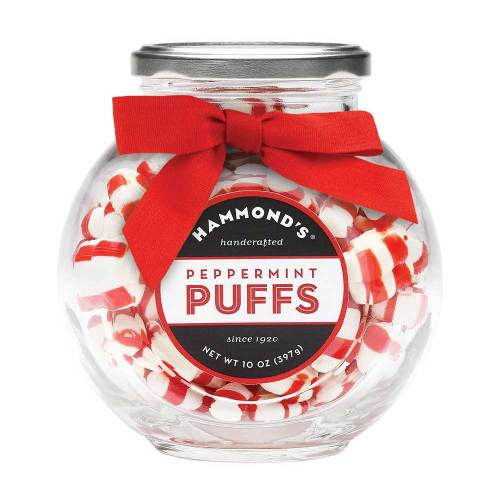 SALE!  Peppermint Puffs Jar